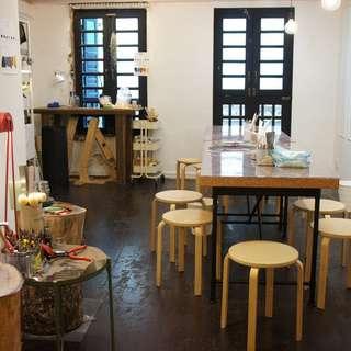 Haji Lane 2F shophouse