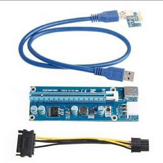 SSD 6 PIN POWER ADAPTER SATA