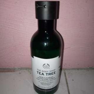 Toner tea tree the body shop