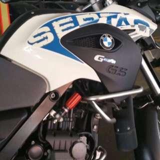 BMW G650GS Sertao