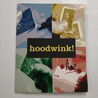 Hoodwink! Ben Harris magic tricks booklet