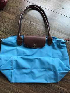 Small Longchamp handbag