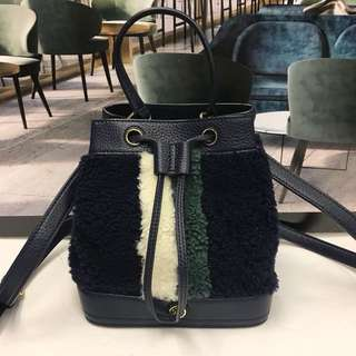 新春優惠貨品Tory Burch Wool Bucket