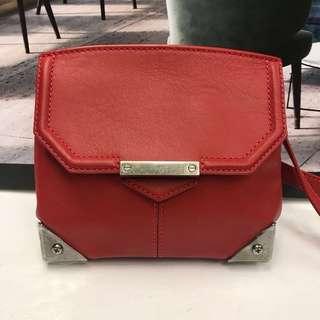 新春優惠特價貨品Alexander Wang Leather Cross Body Bag