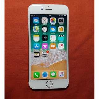 iPhone 6s Globe Locked NTC
