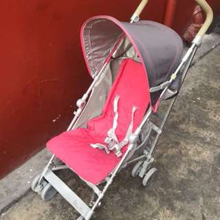 Silver cross stroller like maclaren
