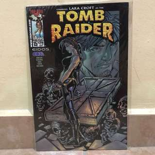 Top Cow comic tomb raider 15 sept