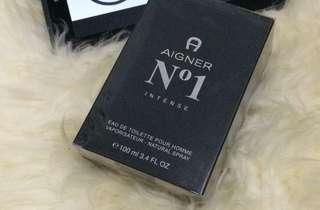 Disc parfum original AIGNER ETIENNE 100ml cuman 650k box+segel