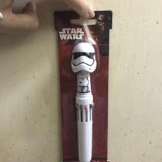 Star Wars 白兵 原子筆