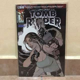 Top Cow comic Tomb Raider 18 dec