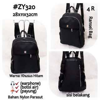 Tas ransel fashion ZY320