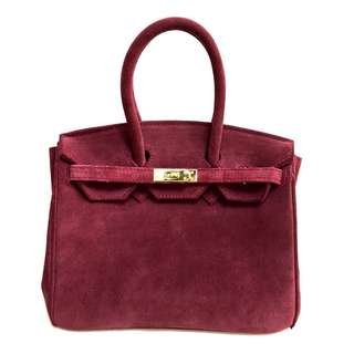 BIRKIN VELVET LEATHER by JRAINDUSTRIALLEATHER