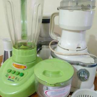Blender miyako dan kitchen cook