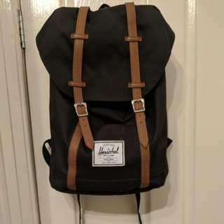 Herschel Backpack - used