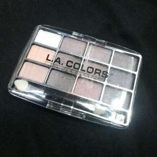 L.A. Colors Eyeshadow Palette