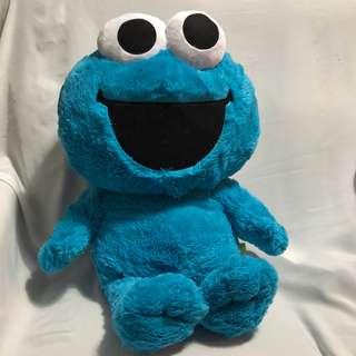 芝麻街  Cookie Monster 公仔(特大)