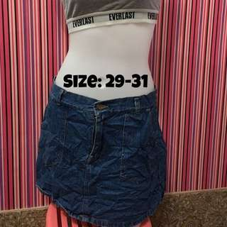 💋 Buy 1 Take 1 Deal Sexy Denim Skirt For Women