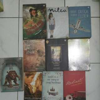 Big Sale! Novel Murah