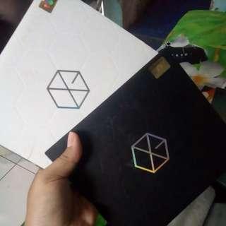 EXO M & K Mama album