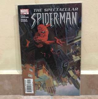 Marvel comic the spectacular Spider-Man psr 14