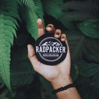 Radpacker Original Patches