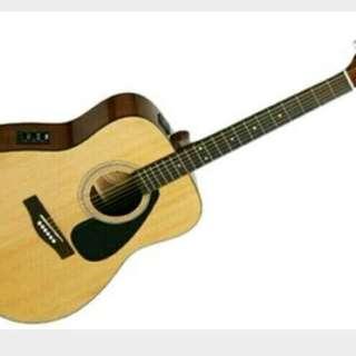 Kredit gitar tanpa dp