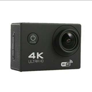 original  Ultra HD 4K Video Wifi Sport DV 170 degree Wide Angle Sports Camera 2-inch Screen 1080p 30fps action Camera