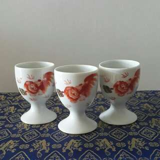 3 Pcs Small Cups