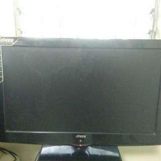Xpeer  TV  monitor