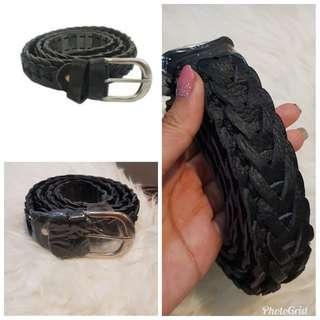 Genuine Leather Unisex Belt