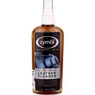 純天然皮革清潔液Zymol leather cleaner