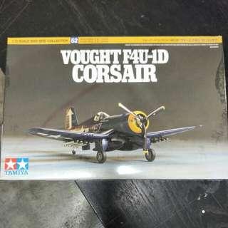 1/72 Vought F4U-1D Corsair Model Kit