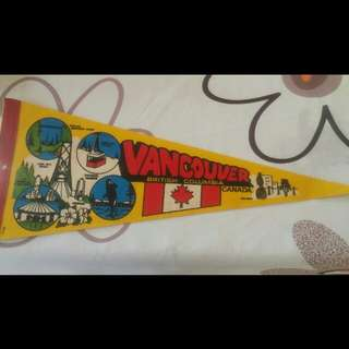 Vancouver pennant