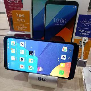 Kredit LG Q6+ Tanpa Kartu Kredit