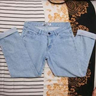 Jeans boyfriend