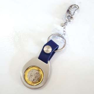 The Singapore Mint 1 dollar keyring