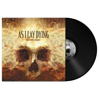 As I Lay Dying ‎– Frail Words Collapse (180g) Black Vinyl LP