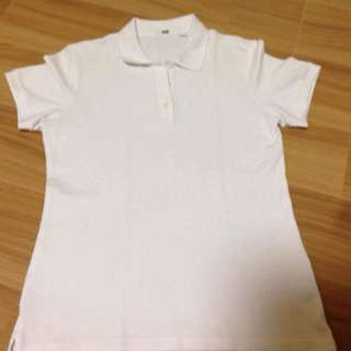 Polo White Shirt