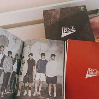 ❤️iKON MIX&MATCH DVD+PHOTOBOOK