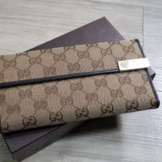 Gucci walet preloved