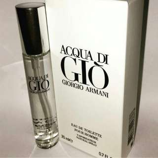 Acqua di Gio by Giorgio Armani 20ml for Men (Original)