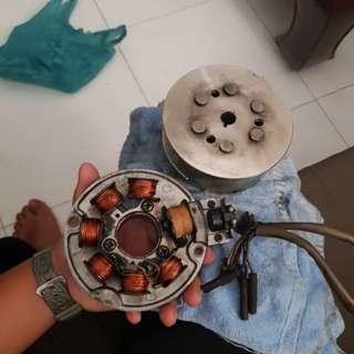 125z magnetic coil