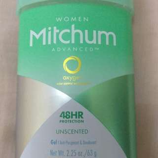 mitchum deodorant for women