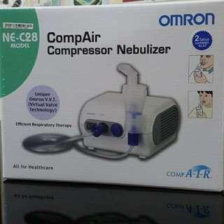 Nebulizer Mesin Uap Bayi / Anak Merek Omron C28 #imlekhoki