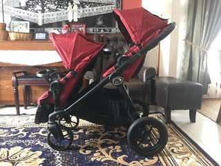 Baby Jogger City Selected Tandem