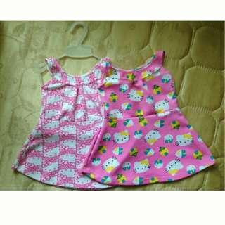 Hello Kitty Dress Set