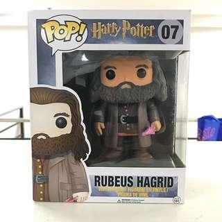 Rubeus Hagrid (6 in.)