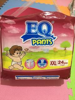 EQ Pants Diaper