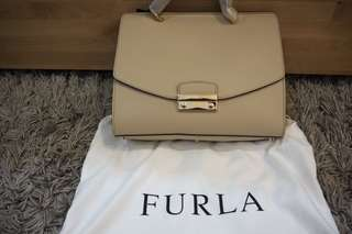 New Furla Tote with medium shoulder strap
