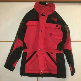 The North Face EXTREME GEAR series pure goose down jacket